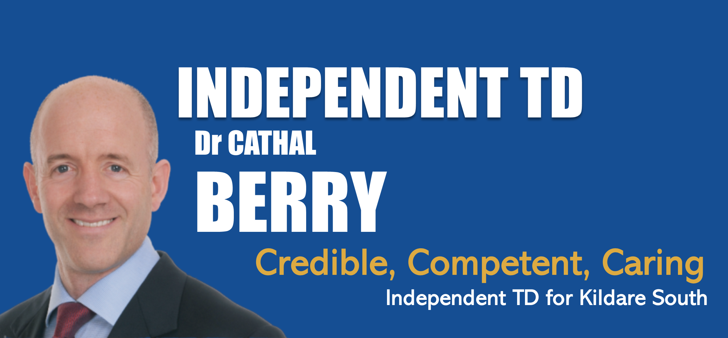 Cathal Berry TD