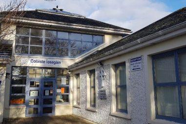 New Building in the works for Coláiste Íosagáin