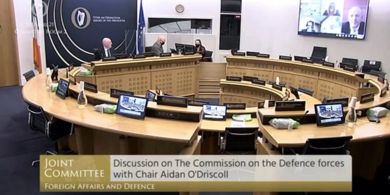 The Commission on the Defence Forces