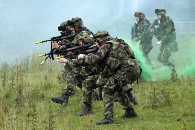 Issues affecting the Defence Forces