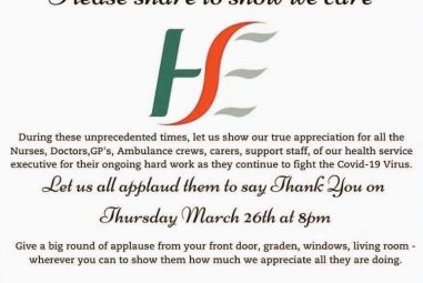 Support for our Frontline Staff