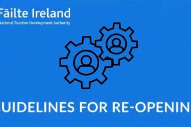 Fáilte Ireland – New Guidelines for the Hospitality and Tourism Sector