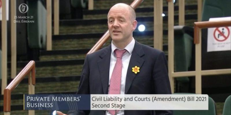 Civil Liability and Courts (Amendment) Bill 2021