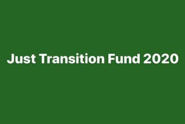 Just Transition Fund 2020