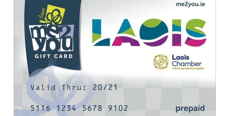 Laois Gift Card