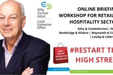 Local Enterprise Office Kildare – Supporting Businesses Impacted by COVID-19