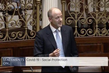 Thurs 2nd April 2020: Covid-19 Pandemic Unemployment Payment