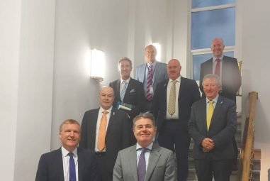 Regional Group Pre-budget Meeting with Ministers Paschal Donohoe & Michael McGrath