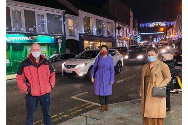 Portarlington Christmas Lights 2020
