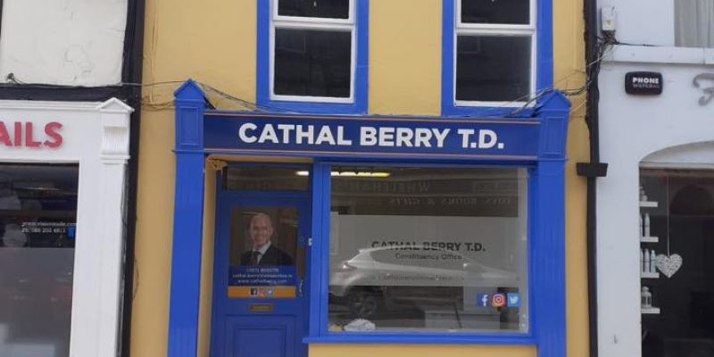 Cathal Berry TD – Portarlington Constituency Office