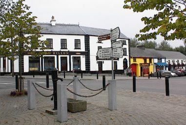 2021 Town and Village Streetscape Enhancement Scheme