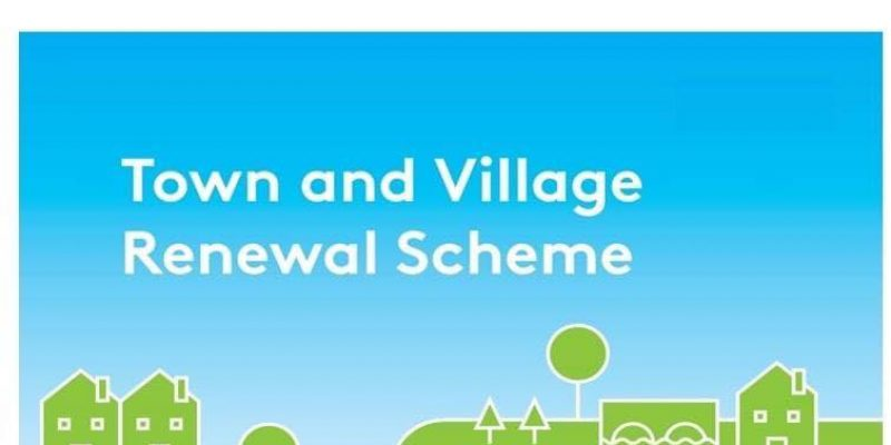 Kildare County Council – Town and Village Renewal Scheme 2020