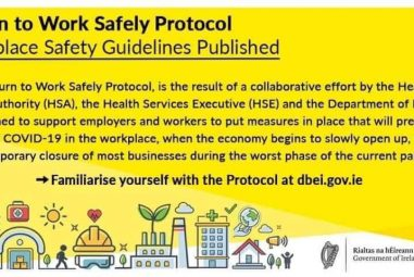 Return to Work Safely Protocol