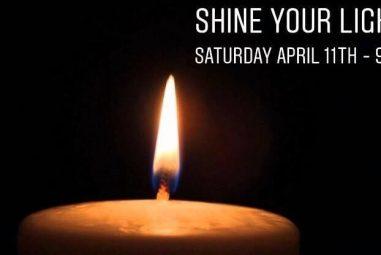 Shine Your Light – April 11th 2020