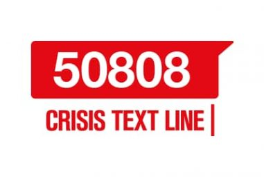 New Mental Health Text Crisis Number – Text: TALK to 50808