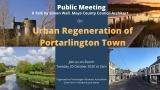 Public Meeting: Urban Regeneration of Portarlington Town