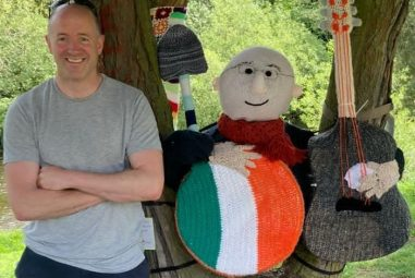 When Cathal met Christy!