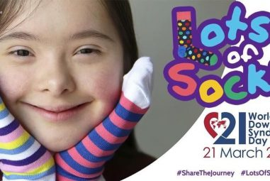 Happy World Down Syndrome Day